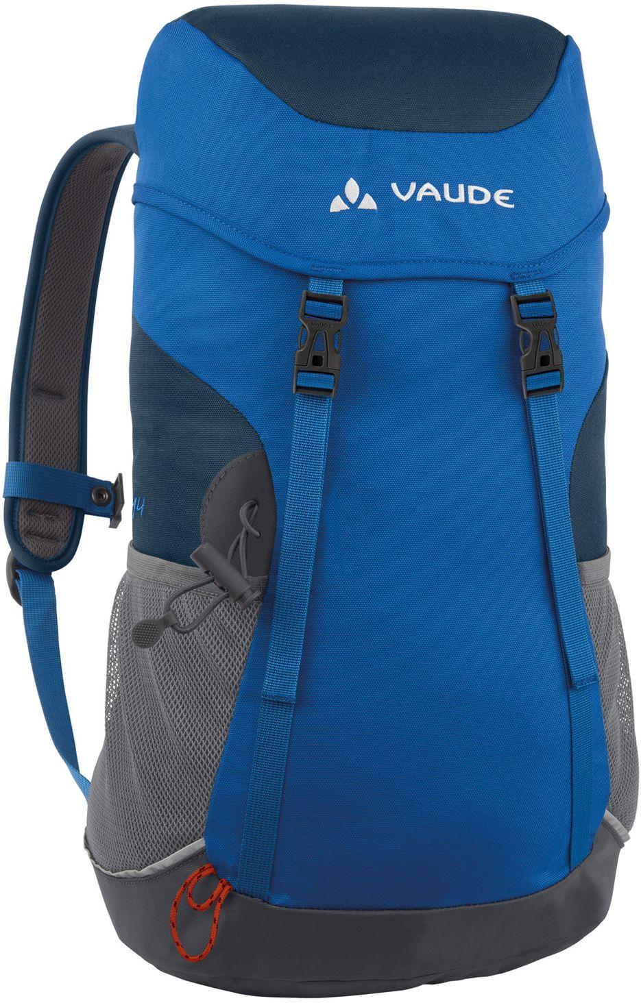 540b81ffcb2 Dětský batoh Vaude Puck 14 - marine blue - Spot Shop
