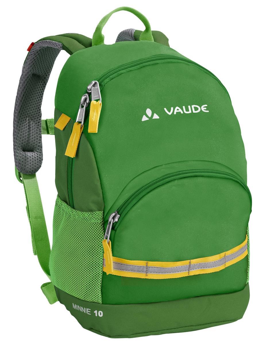 9081482701c Dětský batoh Vaude Minnie 10 - parrot green - Spot Shop