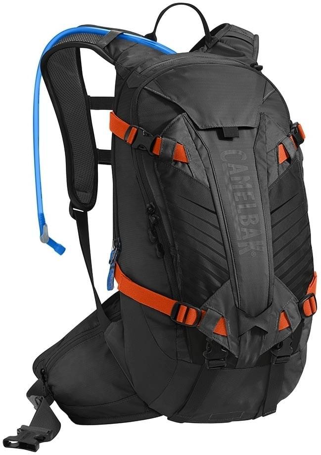 7e5e8aa9a8 Cyklistický batoh Camelbak KUDU 12 - black laser orange - Spot Shop