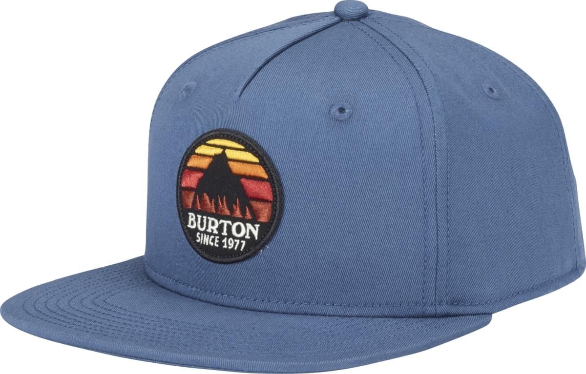 Chlapecká kšiltovka Burton Boys Underhill - indigo - Spot Shop 2c1cd591a1