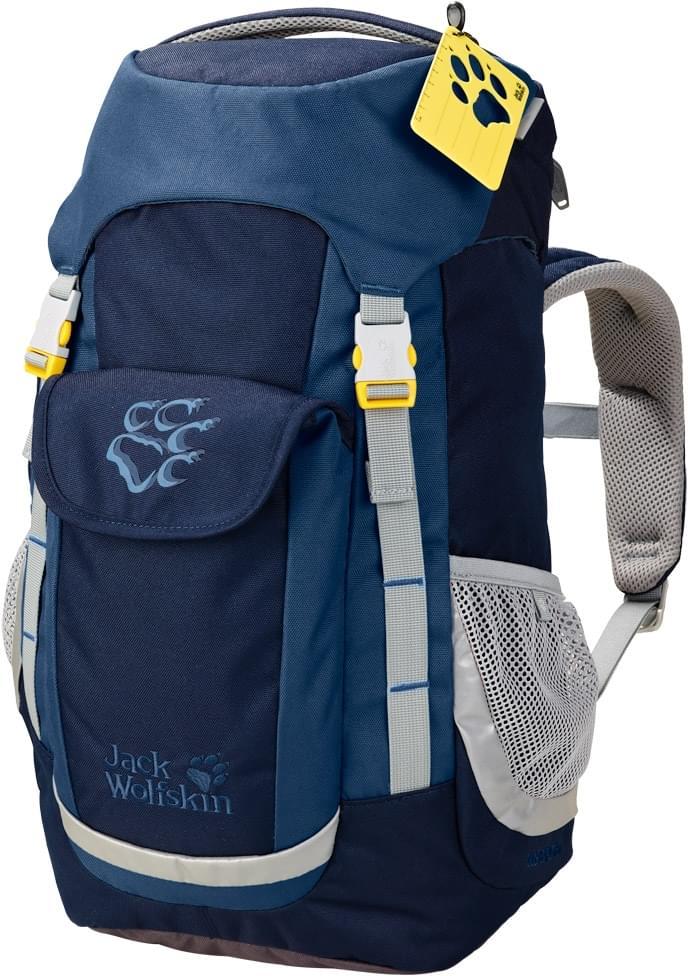2f7b5402f3 Dětský outdoorový batoh Jack Wolfskin Kids Explorer - midnight blue ...