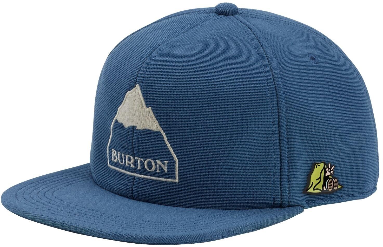 546d17d4b7b Kšiltovka Burton Tackhouse Hat-mood indigo - Spot Shop