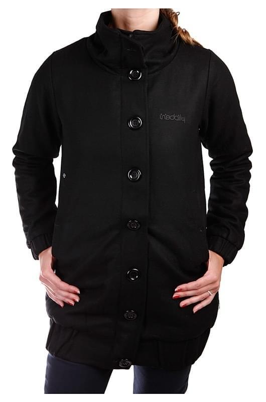 Dámský kabát IrieDaily Relax - black - Spot Shop 9c8dd574b4