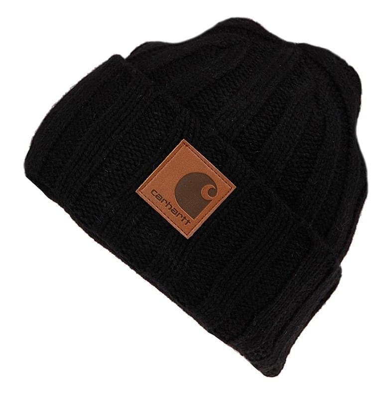 Čepice Carhartt Trenton - black - Spot Shop a323ffd54c