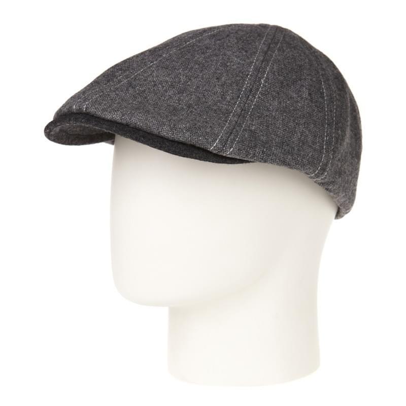 Pánská čepice Quiksilver Sandro - asphalt - Spot Shop d8fc718d31