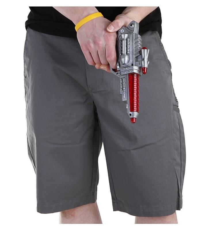 Pánské kraťasy Fox Essex Short - Solid - gunmetal - Spot Shop 4e4df162c5