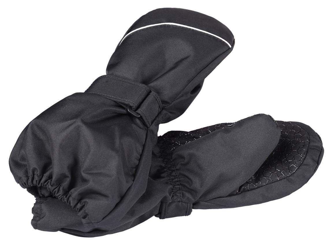 Dětské rukavice Reima Tomino - black - Spot Shop 95d2969f61
