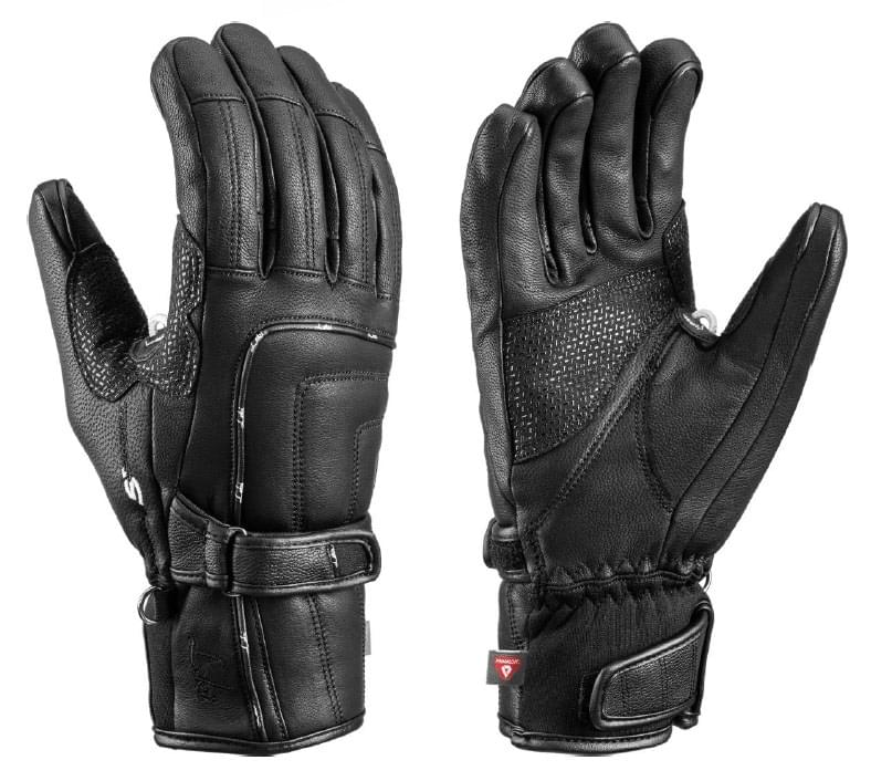 Dámské lyžařské rukavice Leki Aspen S Lady Mf Touch - black - Spot Shop e0a9d5d492