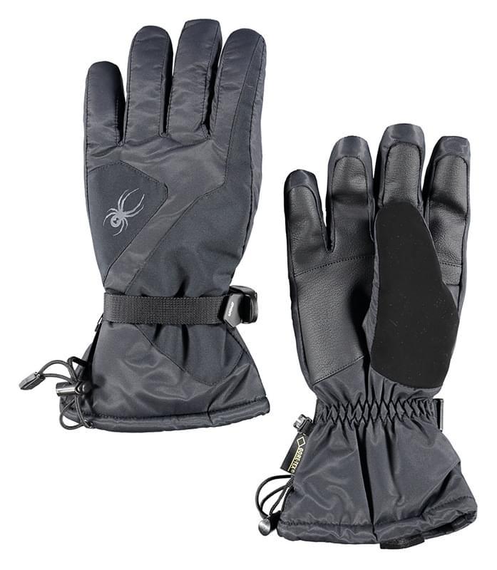 Lyžařské rukavice Spyder MVP Conduct Gore-Tex - black - Spot Shop 0359e3179b