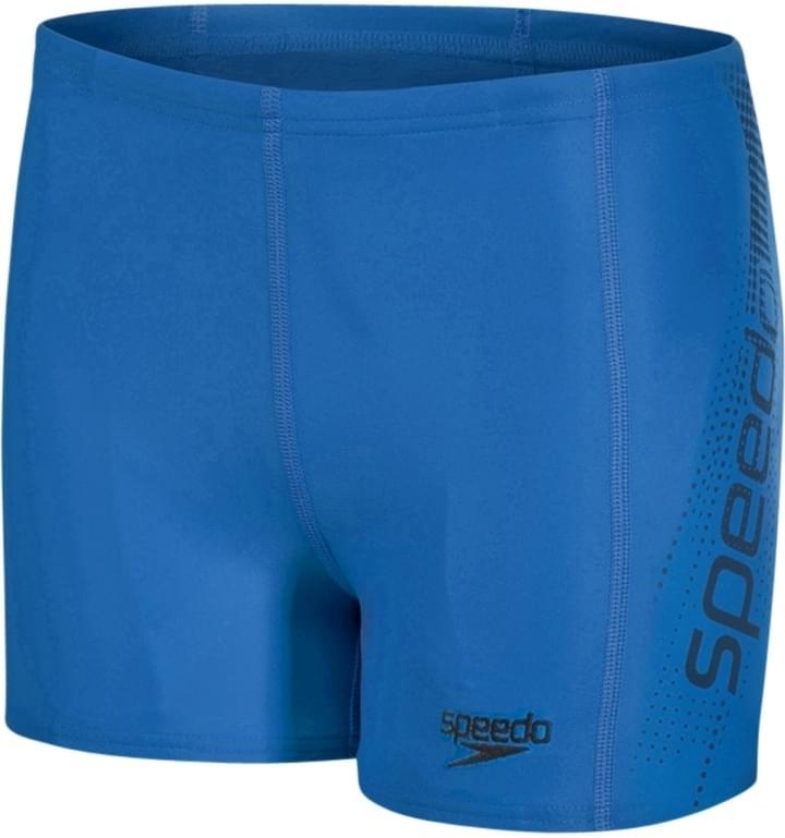 Chlapecké plavecké šortky Speedo Sports Logo Panel Aquashort - danube black dd409fa56b