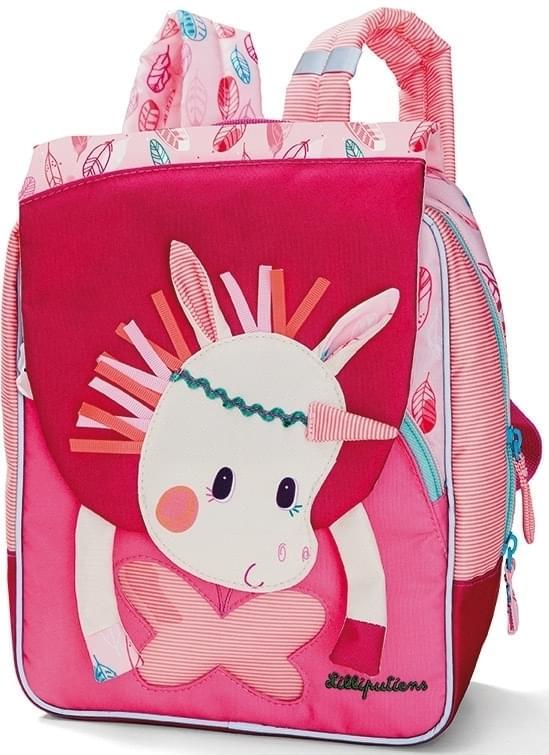 04c4dfe874 Dětský batoh do školky Lilliputiens A5 - Louise - Spot Shop