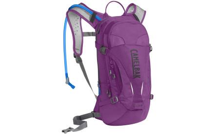 Dámský cyklistický batoh Camelbak Luxe - Light Purple Charcoal bd9cc3b6bd