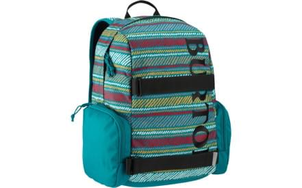 5fc41acfa2 Dětský školní batoh Burton Youth Emphasis - paint stripe
