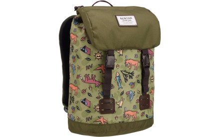 ae0c0d2ac8 Dětský batoh Burton Youth Tinder Pack-campsite critters