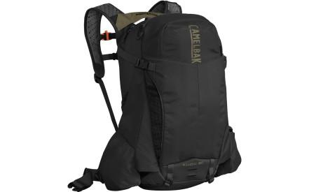69bf58abfc Cyklistický batoh Camelbak Kudu TransAlp Protector 30 - Black Burnt Olive  M L