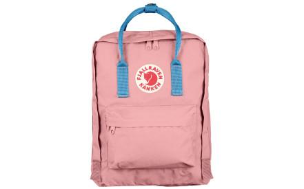 Batoh Fjällräven Kanken - Pink-Air Blue 90f817e6ab