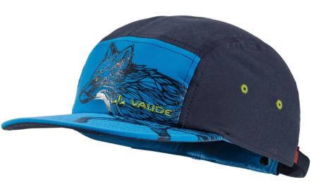 Dětská kšiltovka Vaude Kids Tammar Baseball Cap - radiate blue e526c1271f