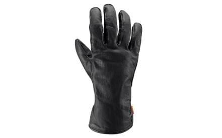 Pánské kožené rukavice Vaude Barnsley - black 0ffbda33b8