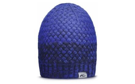 Lyžařská čepice Kjus Line Beanie - blue 046f828340