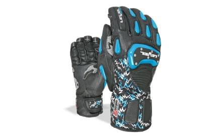 Lyžařské rukavice Level SQ CF - black a082485a6d