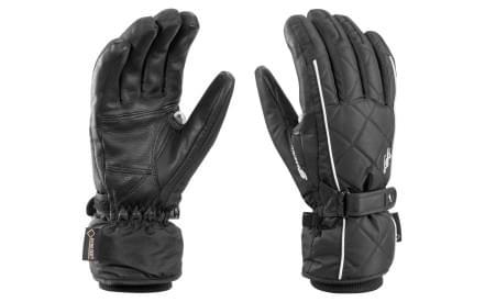 Dámské lyžařské rukavice Leki Arosa S GTX Lady – black eeba4f42dd