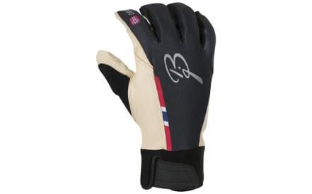 Zimní rukavice Bjorn Daehlie Race - black bec189014f