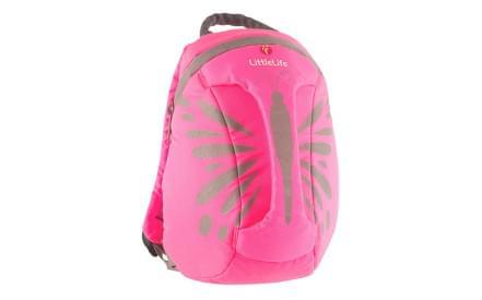 075d7f44e8 Dětský batoh LittlLife Hi-Vis ActionPack Kids 6l - pink