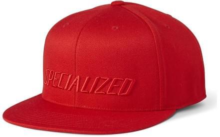 Pánská čepice Specialized Podium Hat - Premium Fit - red red 3643c3421a