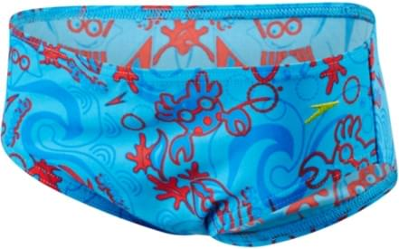 50af0c32edb Dámské plavky Fox. Chlapecké plavky Speedo Seasquad - neon blue risk  red japan blue