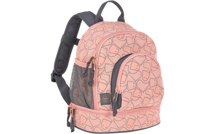Dětský batoh Lassig Mini Backpack Spooky - peach cd0eb9c452