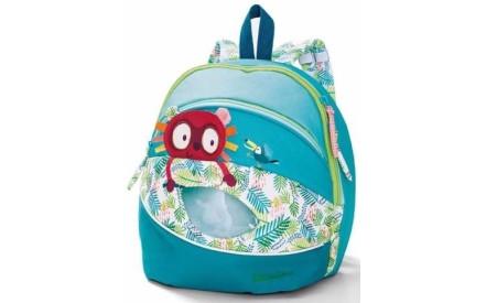 Dětský batoh na zip Lilliputiens - Georges 167ecbebcb