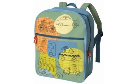 Dětský batoh Esboo Backpack large Road trip f68122bdbd