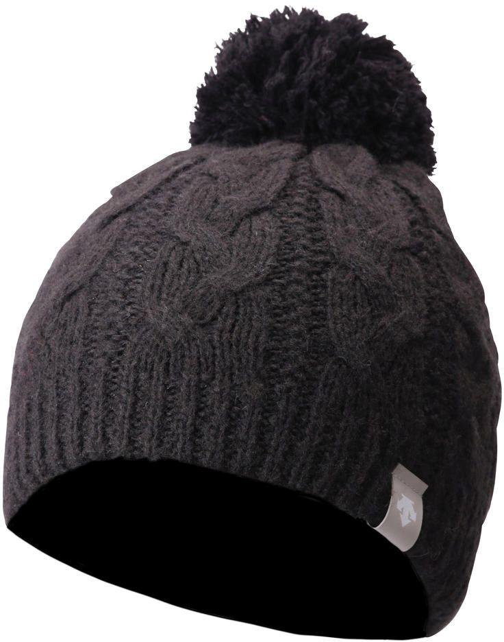 Dámská zimní čepice Descente Lane - dark night - Spot Shop 213f6cba48