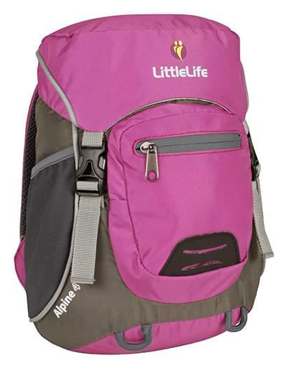 Dětský batoh Littlelife Alpine 4 - purple - Spot Shop 373b456301