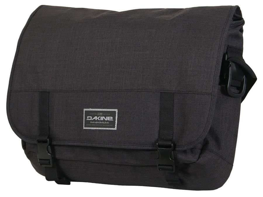 3e77911b8e Pánská taška přes rameno Dakine Messenger 18l - black - Spot Shop