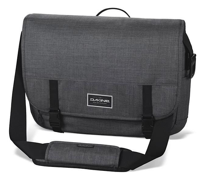 cccc6e2dbe Pánská taška přes rameno Dakine Messenger 18l - carbon - Spot Shop